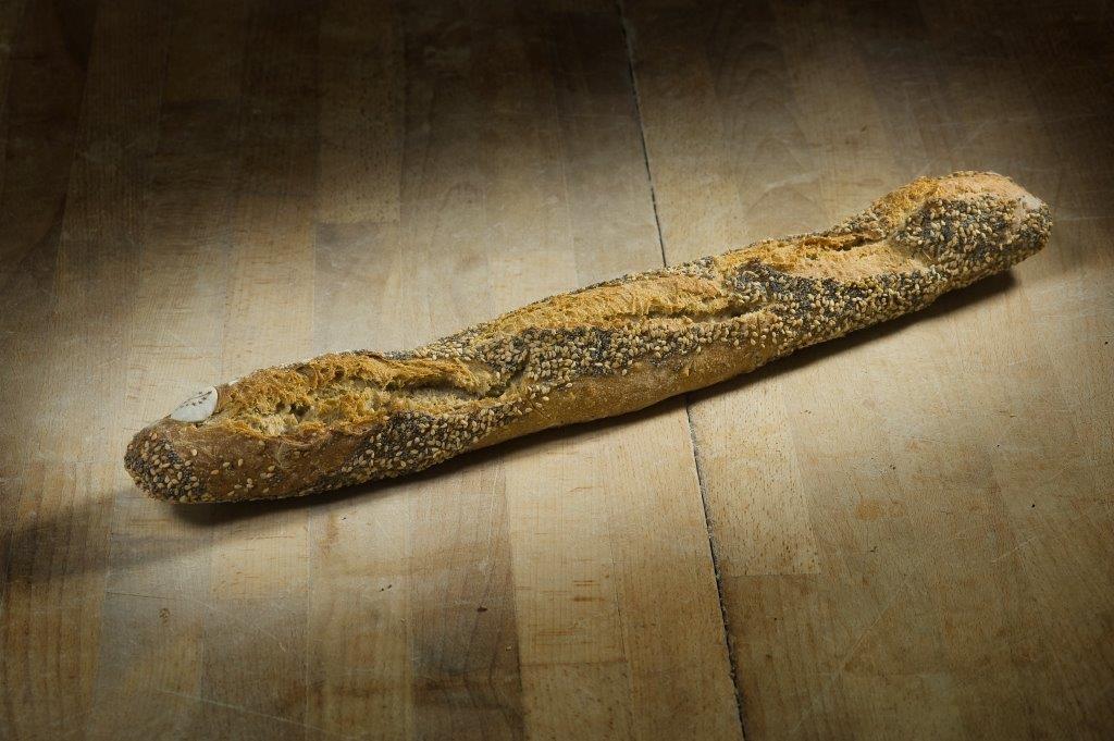 Baguette malt céréales bio 270gr