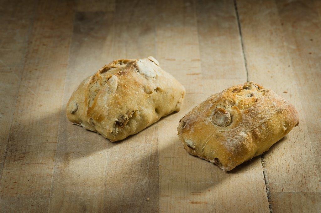 Petit pain abricot noisette 40gr