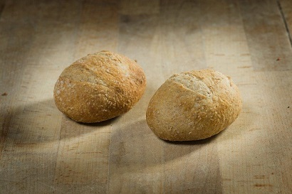 Petit pain complet bio 40gr