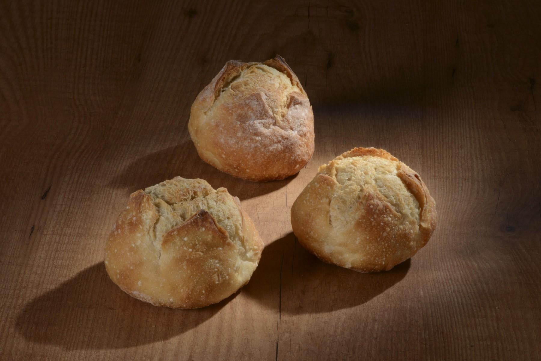 Petit pain bio blanc 70gr