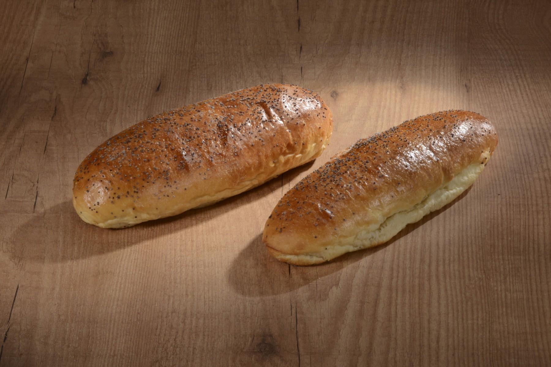 Petit pain au lait pavot 100gr