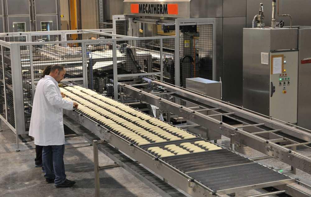 Mecatherm : production industrielle