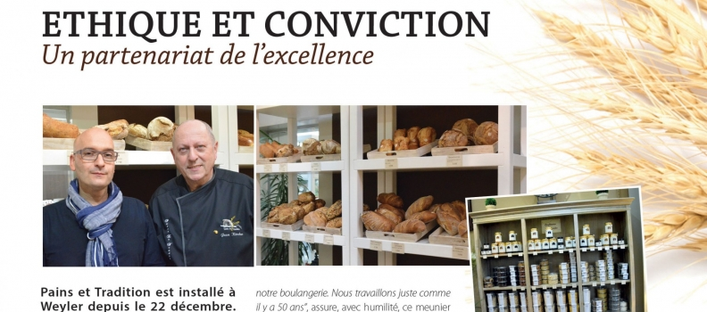 Ethique et Conviction – Un partenariat de l'excellence