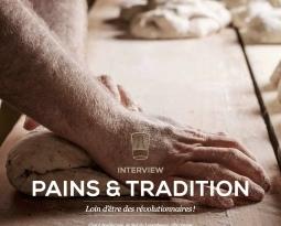 Interview  Jean Kircher  Fondateur de «Pains & Tradition»